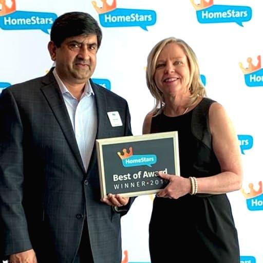 pest control homestars award